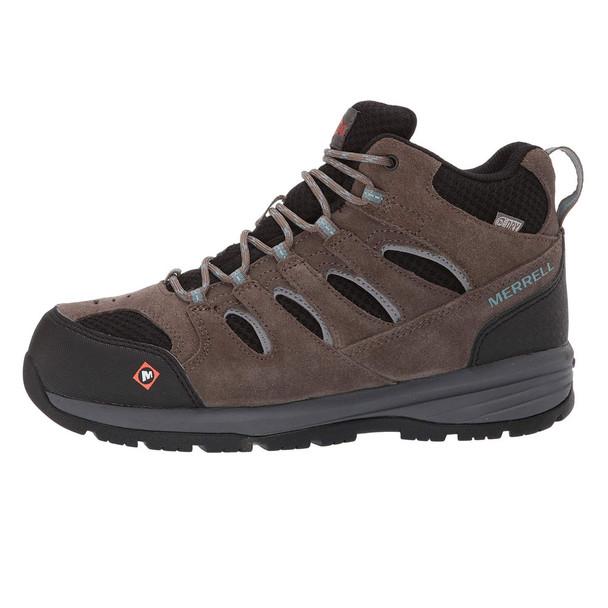 MERRELL Windoc Waterproof Steel Toe Boulder Work Boots (J17818)