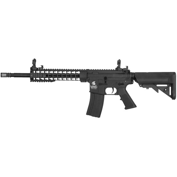 LANCER TACTICAL G2 Airsoft M4 Carbine 10in Low FPS Black AEG Rifle (LT-19BL-G2)