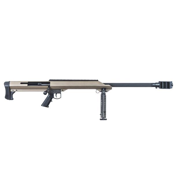 BARRETT Model 99 50 BMG 32in Heavy Barrel Single Shot Flat Dark Earth Cerakote Rifle (13273)