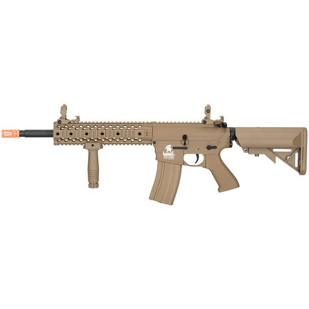 LANCER TACTICAL M4 Gen 2 EVO AEG Tan Airsoft Rifle (LT-12T-G2)