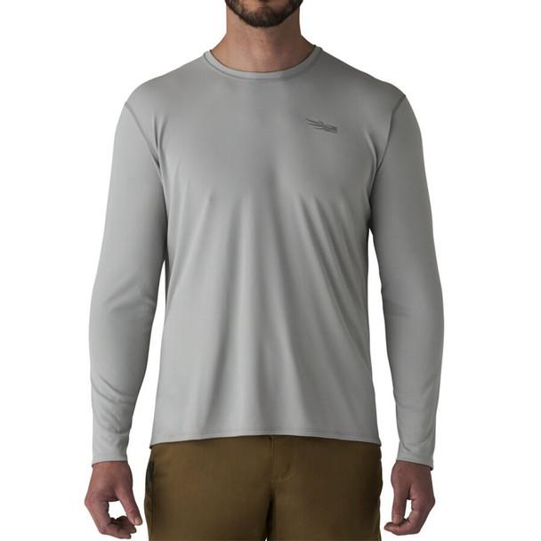 SITKA Basin Aluminum Work Long Sleeve Shirt (80036-AL)