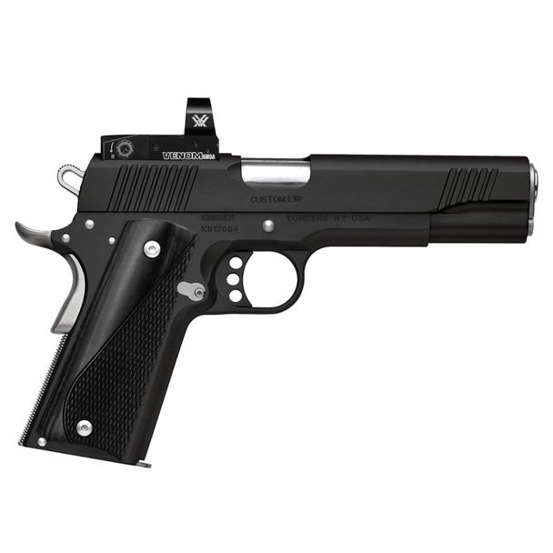 KIMBER Custom LW Nightstar 45 ACP 5in 8rd Pistol with Vortex Venom 6 MOA Dot Optic (3700638)