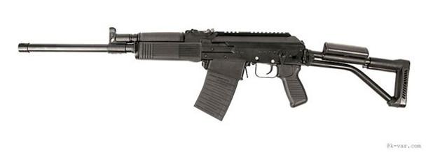MOLOT Vepr 12 Gauge 19in 5rd Semi-Automatic Shotgun with Folding Stock (VPR-12-03)
