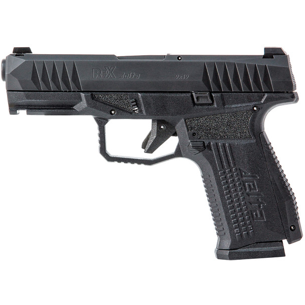 AREX Rex Delta 9mm Striker Fired Pistol (REXDELTA-01)