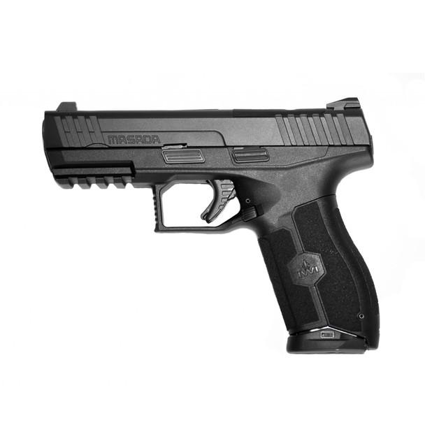 IWI Masada 9mm 4.1in 17rd Semi-Automatic Pistol (M9ORP17)