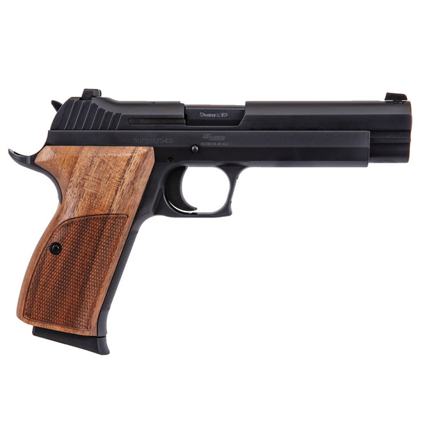 SIG SAUER P210 Standard 9mm 5in 8rd Semi-Automatic Pistol (210A-9-B)