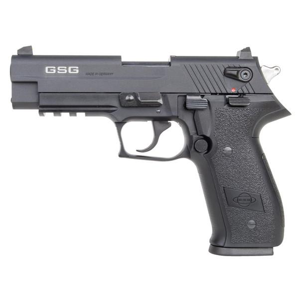 AMERICAN TACTICAL GSG FireFly HGA .22LR 4in No Thread 10rd Black Pistol (GERG2210FF)
