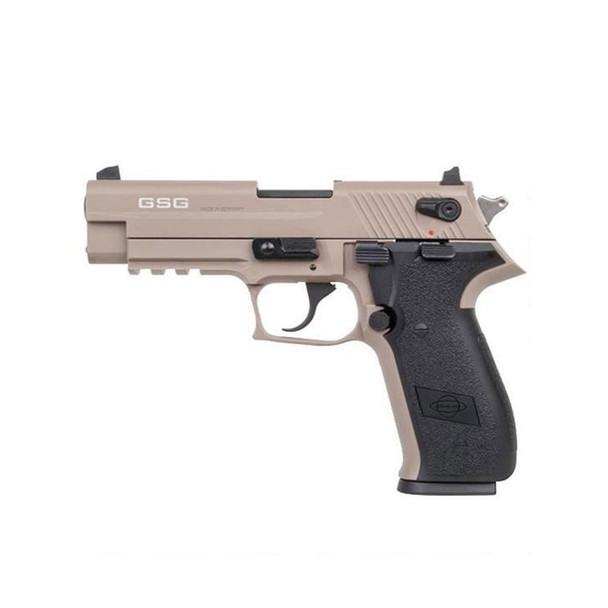 AMERICAN TACTICAL IMPORTS GSG Firefly HGA .22LR 4in 10rd Tan Semi-Automatic Pistol (GERG2210FFT)