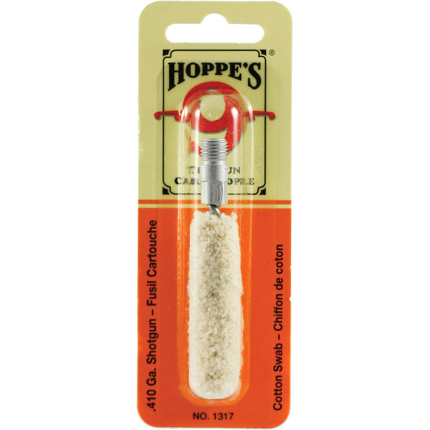 HOPPES 410 Bore Cotton Cleaning Swab (1317)