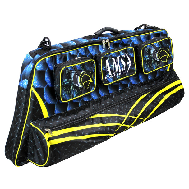 AMS BOWFISHING Crazy Cool Sublimated Bow Case (BC101)