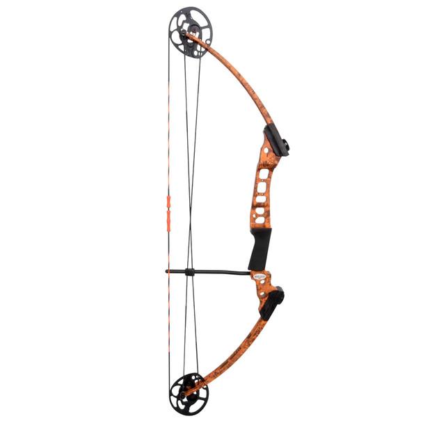 AMS BOWFISHING The Hooligan 24-50# Right Hand Bowfishing Bow Only (B800-RH)