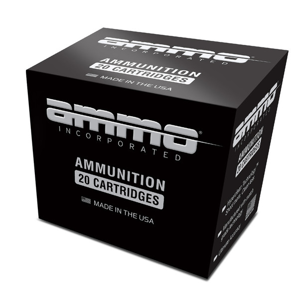 AMMO INC Signature .223 Remington 55Gr FMJ 20rd Box Rifle Ammo (223055FMJ-A20)