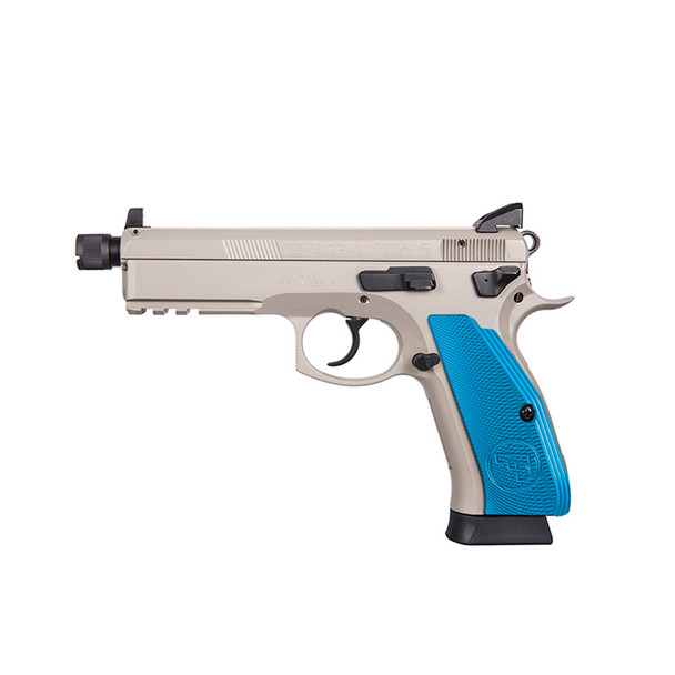 CZ 75 SP-01 Tactical 9mm 5.21in 18rd Semi-Automatic Pistol (91232)