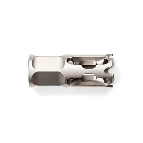 2A ARMAMENT X3 7.62mm/.300BLK 5/8x24 TPI Titanium Compensator (2A-TICOMP-X3)
