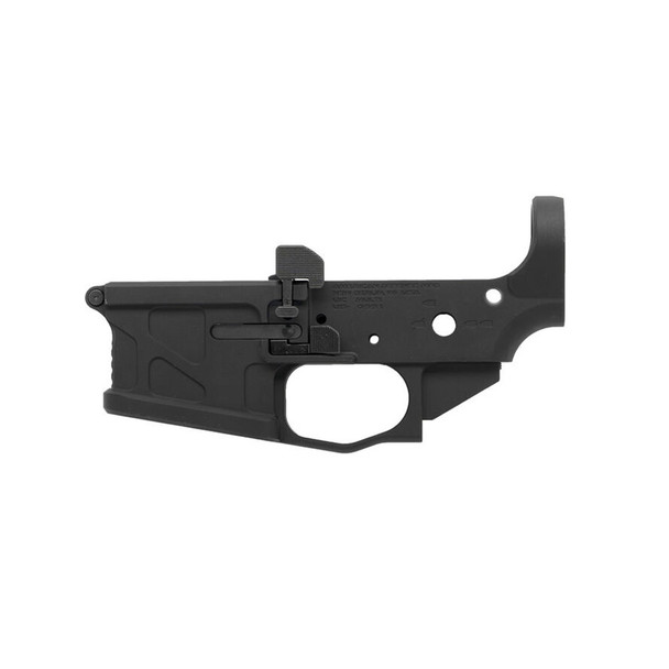AMERICAN DEFENSE UIC Billet Stripped Lower Receiver (UICCLOWERBLK)
