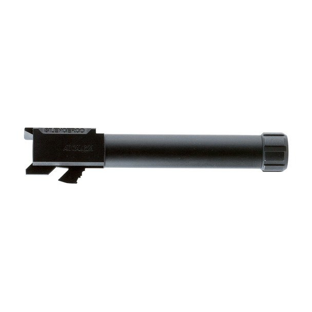 SILENCERCO Glock 23 .40 S&W Threaded Barrel 9/16 x 24 (AC1757)