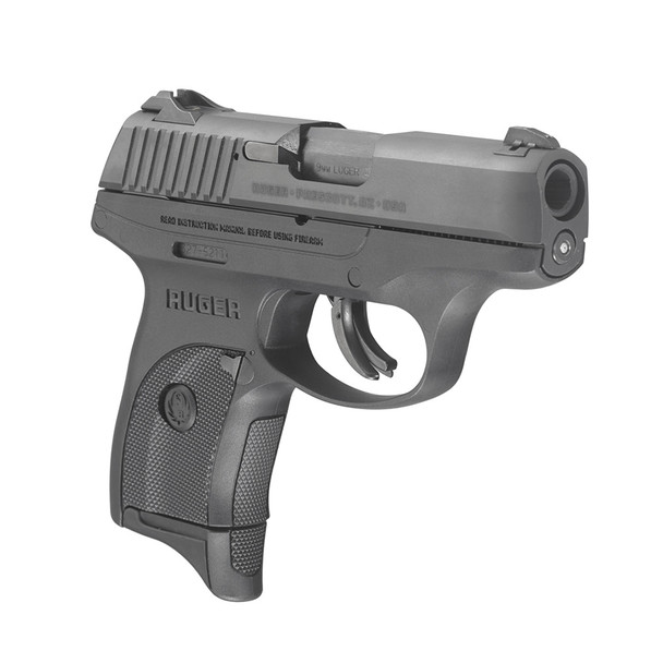 RUGER LC9s Pro 9mm 3.12in 7rd Striker Fired Compact Pistol with No External Safety (3248)