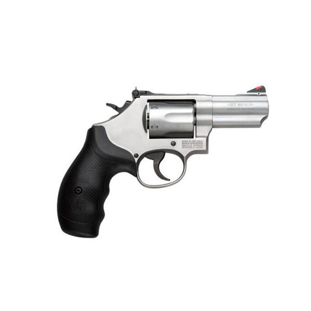 SMITH & WESSON Model 66 Combat Magnum .357 Mag 2.75in 6rd Stainless Revolver (10061)