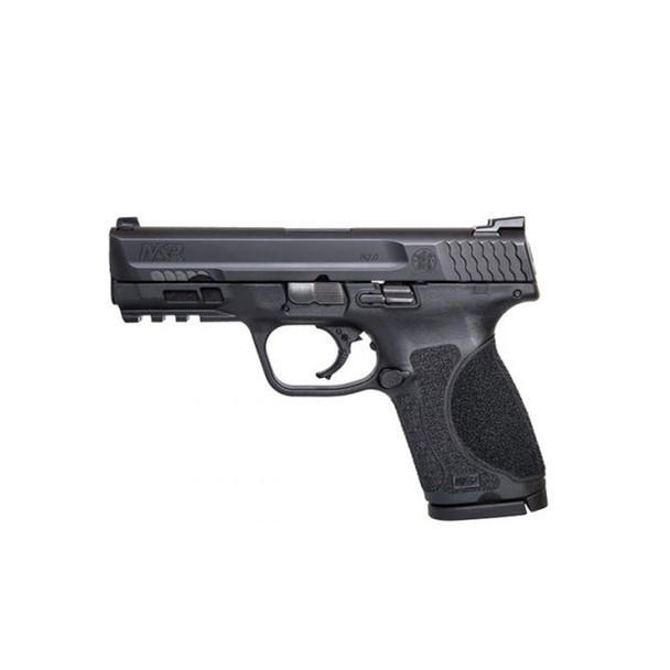 SMITH & WESSON M&P M2.0 Compact 9mm 4in 15rd Black Semi-Automatic Pistol (11683)