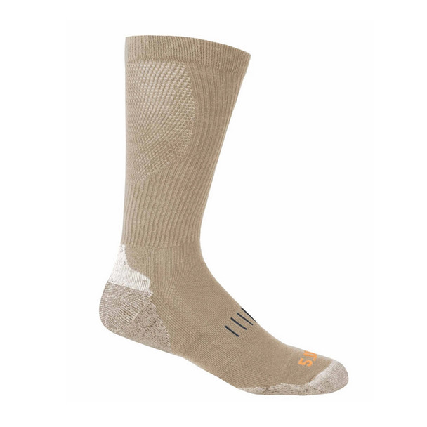5.11 TACTICAL Year Round Coyote OTC Sock (10013-120)