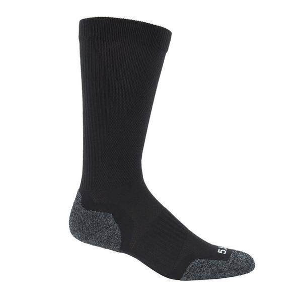 5.11 TACTICAL Slip Stream Black OTC Sock (10034-019)