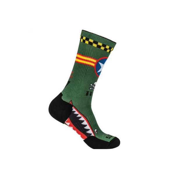 5.11 TACTICAL Sock And Awe Air Raid Crew Sock (10041AK-999)
