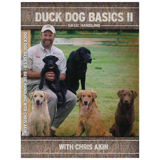 AVERY Duck Dog Basics 2 DVD (89994)