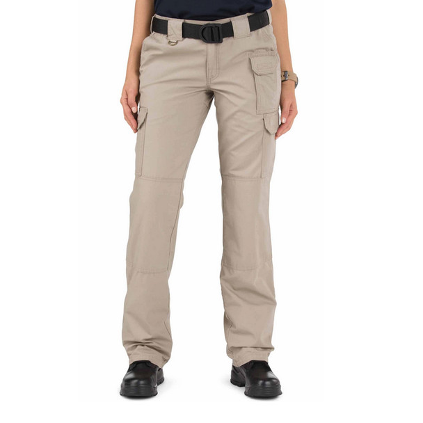 5.11 TACTICAL Womens Black Pant (5-64358-019-BLACK-4-R)
