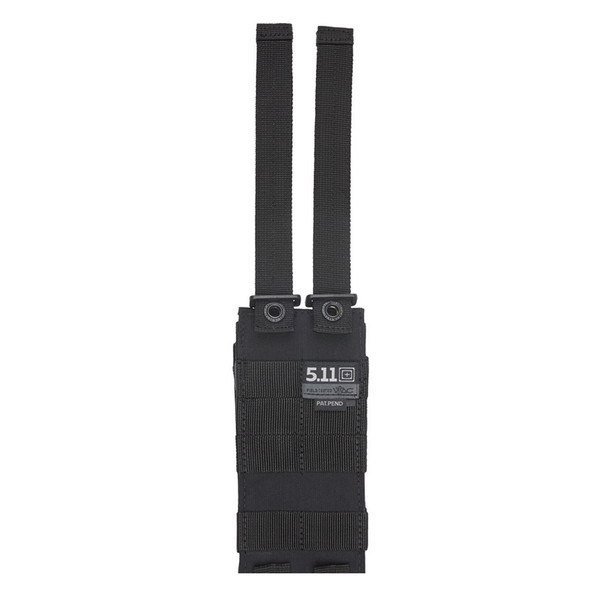 5.11 TACTICAL Black AK Single Bungee/Cover Pouch (56158-019)