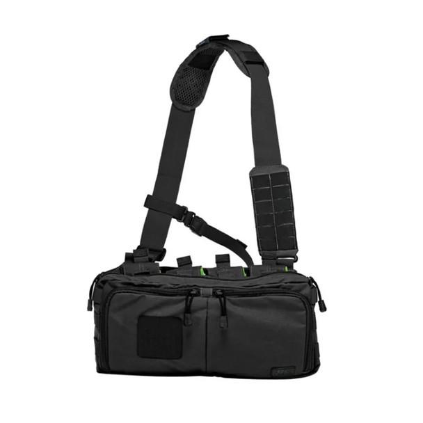 5.11 TACTICAL 4-Banger Black Bag (56181-019)