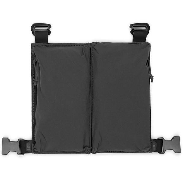 5.11 TACTICAL Double Deploy Black Gear Set (56399-019)