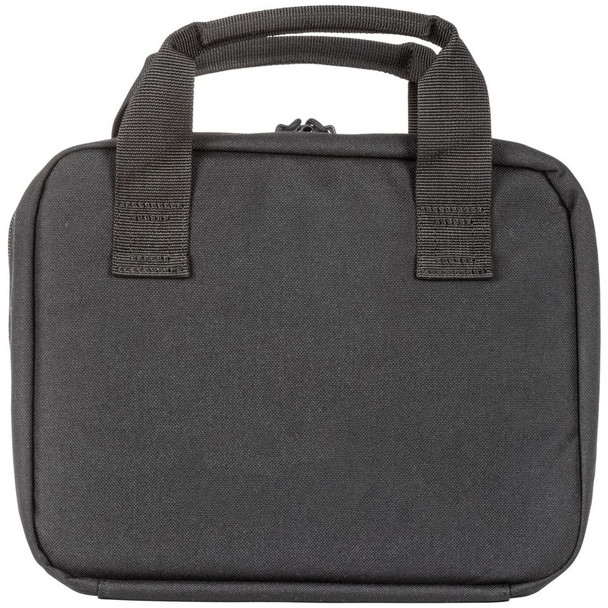 5.11 TACTICAL Black Double Pistol Case (56444-019)