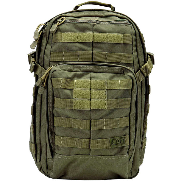 5.11 TACTICAL Rush 12 Tac Od Backpack (56892-188)