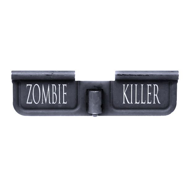 SPIKE'S AR15 Ejection Port Door with Zombie Killer Engraving (SED7007)