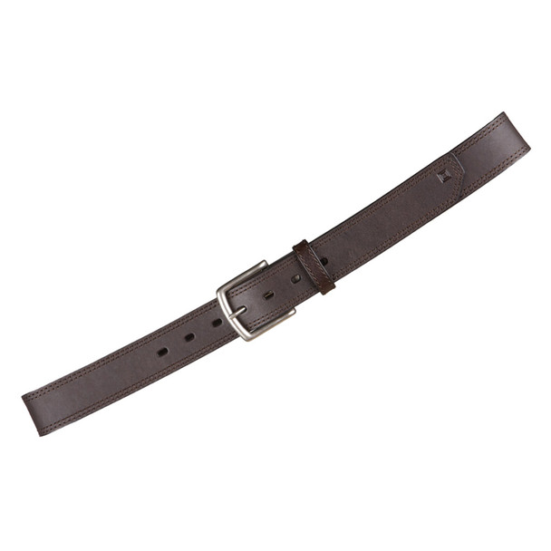 5.11 TACTICAL 1.5in Arc Leather Brown Belt (59493-108)