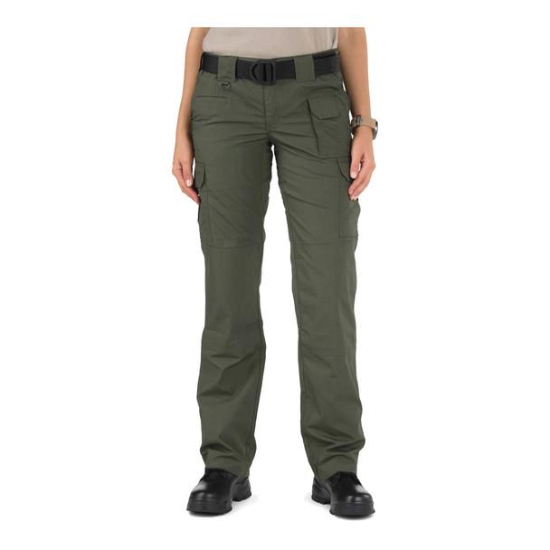 5.11 TACTICAL Womens Taclite Pro Work Tdu Green Pant (64360-190-4)