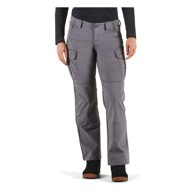 5.11 TACTICAL Womens Stryke Covert Cargo Storm Pant (64386-092-0)