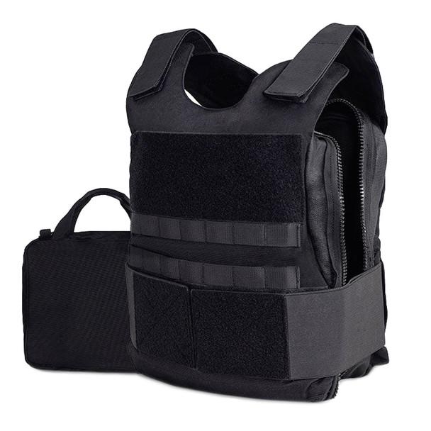 ACE LINK ARMOR Tactop Pistol Bag / Plate Carrier (Tactop-WithArmr)