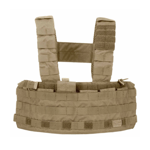 5.11 TACTICAL Tactec Sandstone Chest Rig (56061-328)