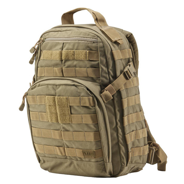 5.11 TACTICAL Rush 12 Sandstone Backpack (56892-328)