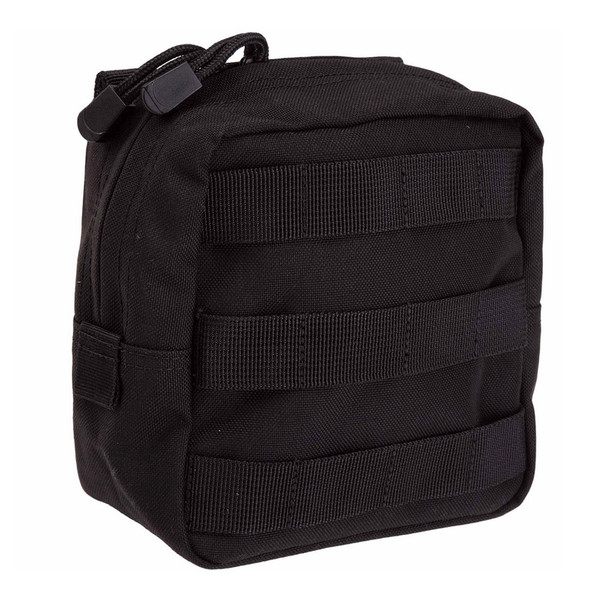 5.11 TACTICAL 6x6 Black Pouch (58713-019)