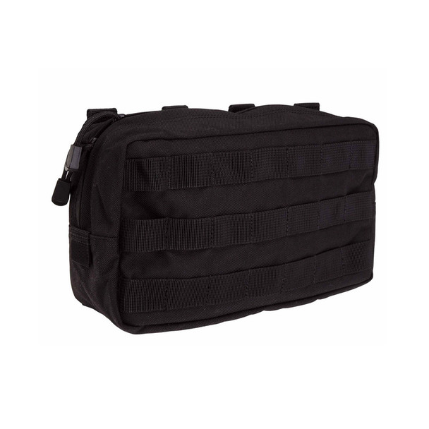 5.11 TACTICAL 10.6 Black Horizontal Pouch (58716-019)