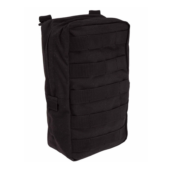 5.11 TACTICAL 6x10 Black Vertical Pouch (58717-019)