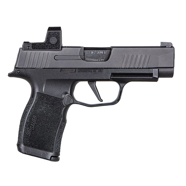 SIG SAUER P365 XL RomeoZero 9mm 3.7in 12rd Black Pistol (365XL-9-BXR3-RXZ)