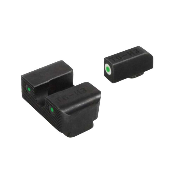 TRUGLO Tritium Pro S&W M&P Night Sight Set (TG231MP1W)
