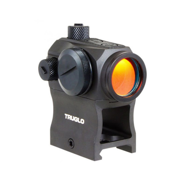 TRUGLO Tru-Tec 20mm Red Dot Sight (TG8120BN)