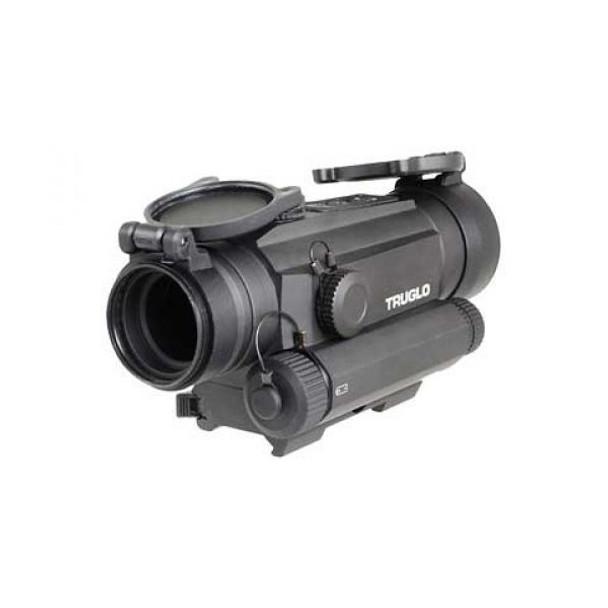 TRUGLO Tru-Tec 30mm Red Dot Sight (TG8130BN)