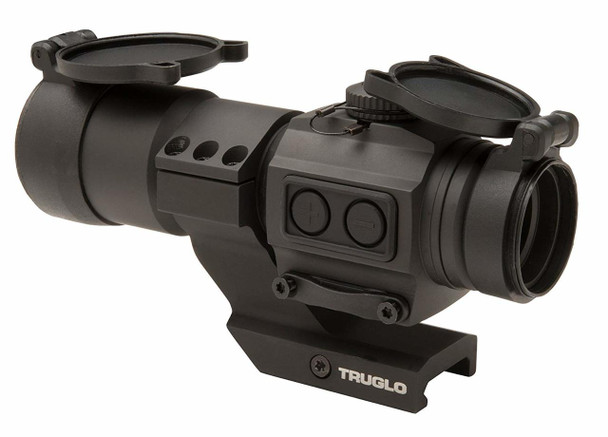 TRUGLO Tru-Tec XS 2 MOA 30mm Red Dot Sight (TG8135BN)