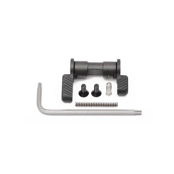 BATTLE ARMS DEVELOPMENT AR-15/AR-10 Black Ambidextrous Safety Selector (100-009-866)