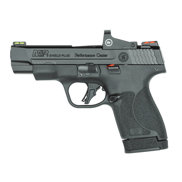 SMITH & WESSON M&P 9 Shield Plus 9mm 4in 10/13rd Semi-Automatic Pistol (13251)